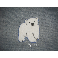broche oso polar