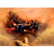 """War escene"" Concept Art"