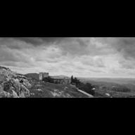 Castillo de Aracena, desde el Castillo de Aracena