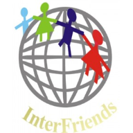 Interfriends Logotipo Original 1986 con nombre