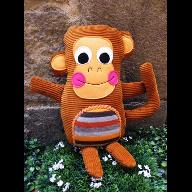 Orangutang plushie
