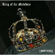King of the melody Portada