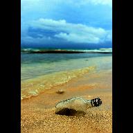 Un mensaje en la arena